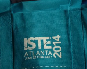 ISTE bag
